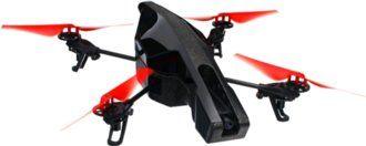 Cuadricóptero Parrot A.R. Drone 2.0 Power Edition, camara HD, 2 baterías