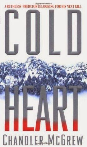 A.B. Shepherd: Cold-hearted killer on the loose! Cold Heart by Chandler McGrew #amreading #bookreview