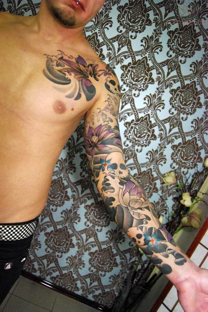 Sleeve Tattoo Designs Japanese
