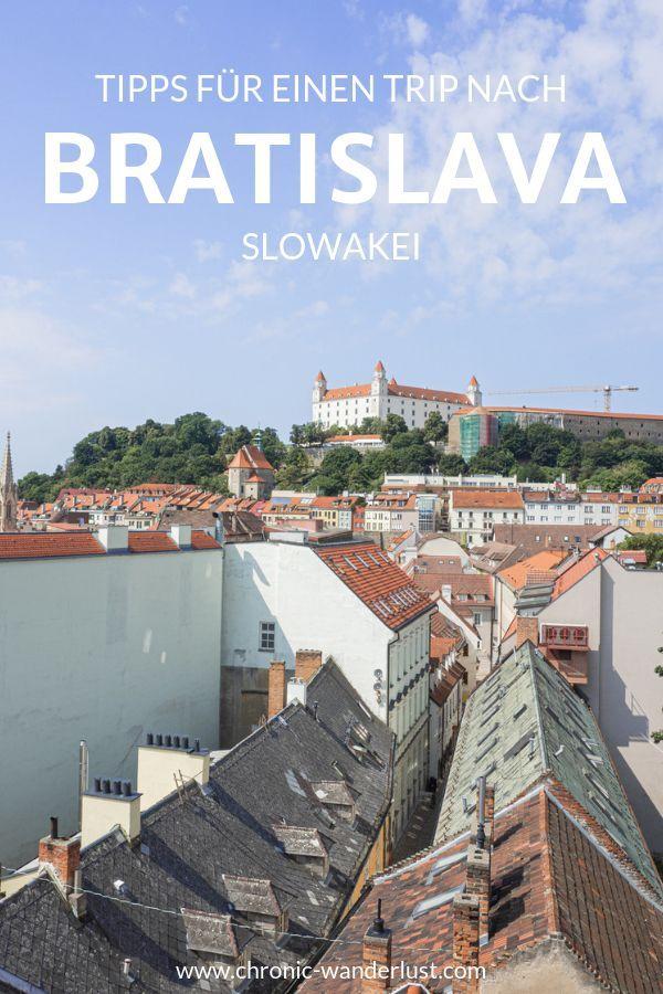 Flug nach bratislava