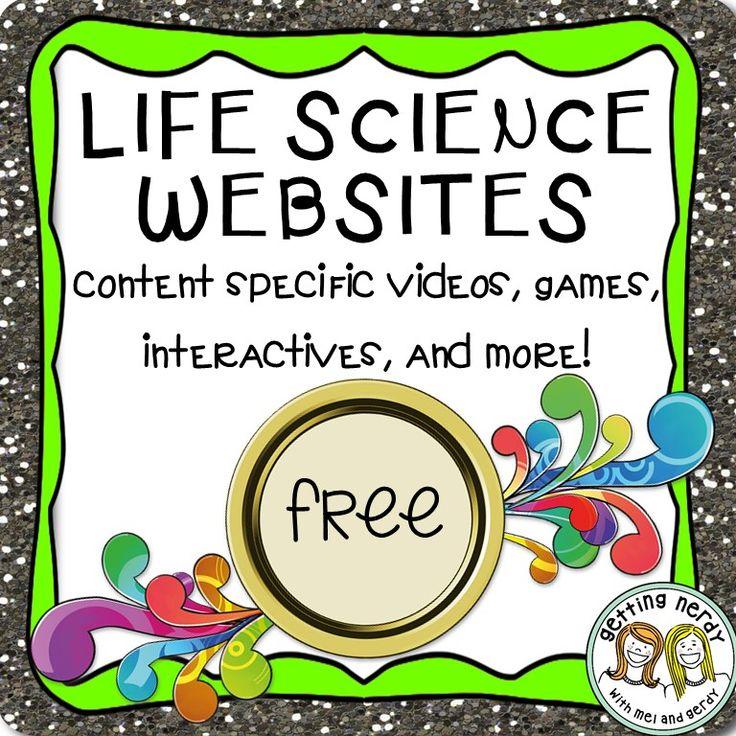 Science Websites: Top List of Online Videos, Games & Interactive Sites FREE