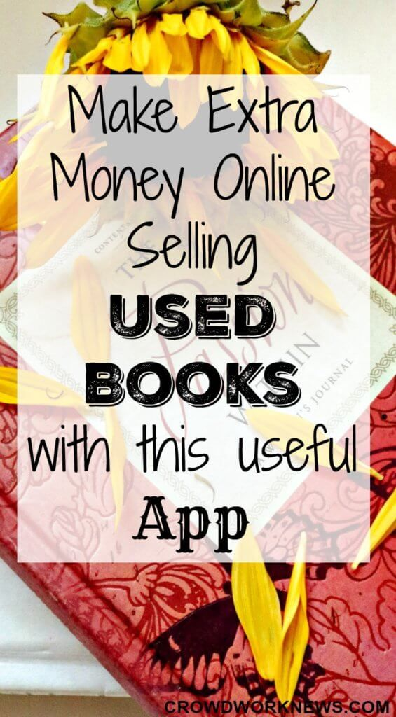 Do you know that you can sell your old or used books and make some extra cash? It is all the more easy when you do it online with this useful app.