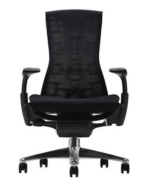Five Best Office Chairs - Herman Miller Embody