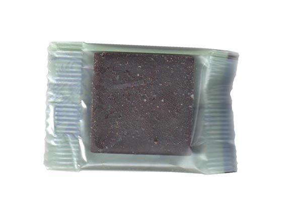 Bovetti 1kg. Minitablete de ciocolata neagra cu menta