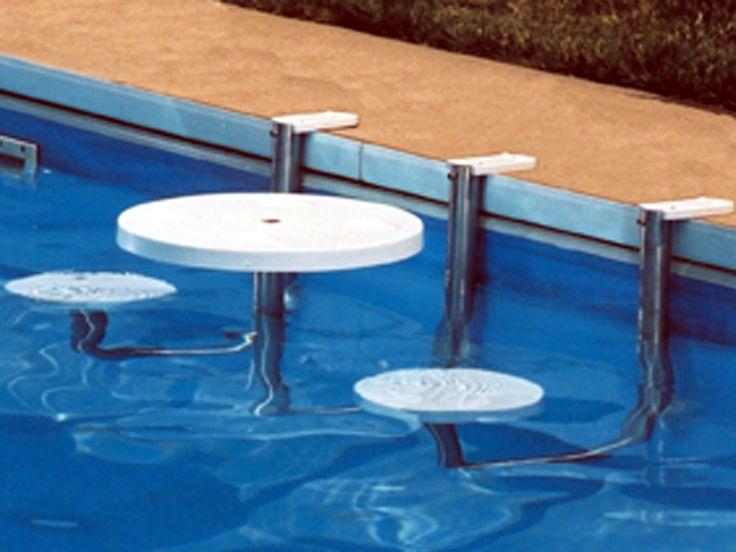 tavolino POOLBAR, tavolino per piscina, relax in piscina, giochi piscina, relax in acqua, giochi acquatici