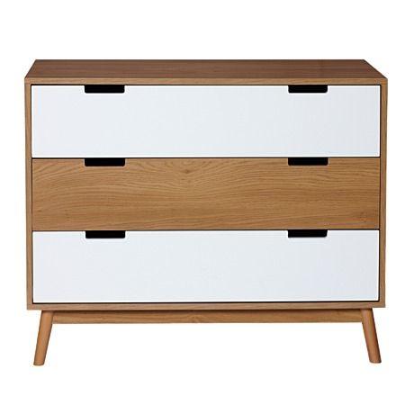 Solano Boden Cabinet 3 Drawer