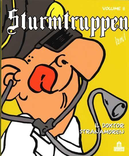 'Sturmtruppen', esempio di satira all'italiana.