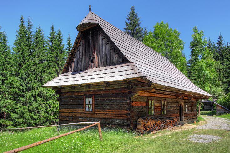Drevenica - Vychylovka