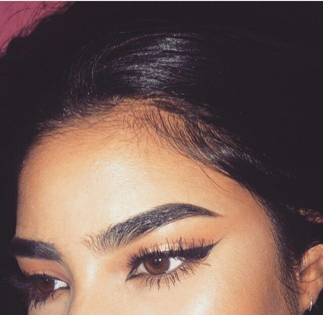 Quotes About People Who Notice: Best 25+ Thick Eyebrows Ideas On Pinterest