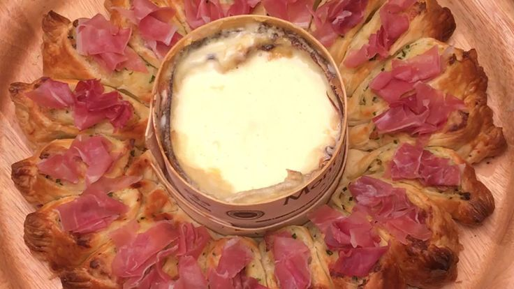 "Tarte ""fondue"" - la recette de Chefclub"