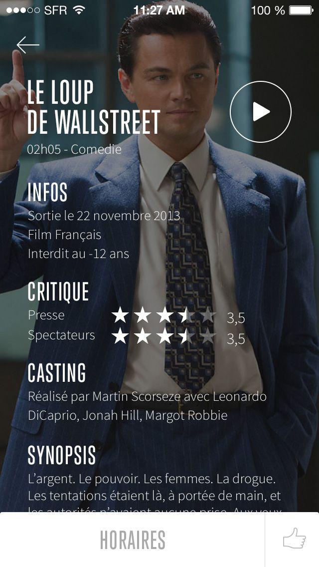 Cinetime movie detail