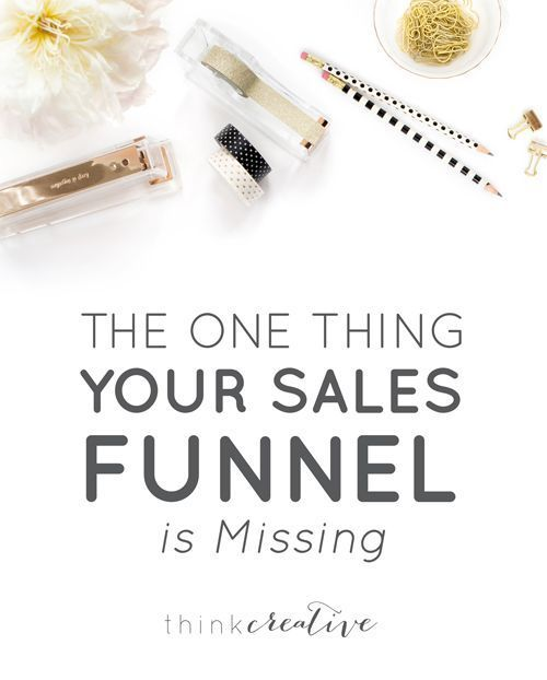 So I am here to demystify sales funnels. This sounds oh so super boring, but I…