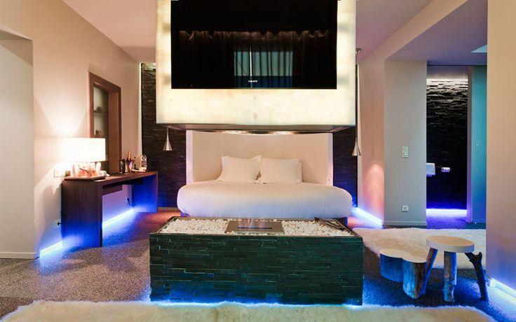 SEVEN HOTEL PARIS, UN HOTEL DE PELÍCULA EN PARÍS