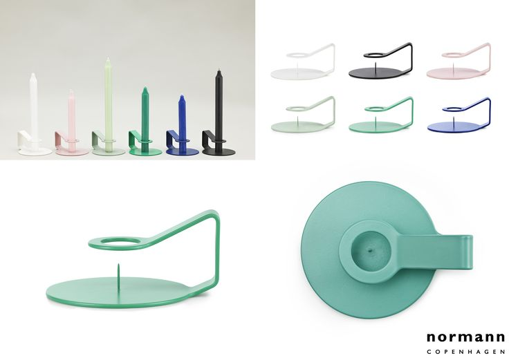 NOCTO / By PONTUS NY. A tribute to candlelight. Normann Copenhagen 2013. http://www.normann-copenhagen.com/products/nocto?v=360222
