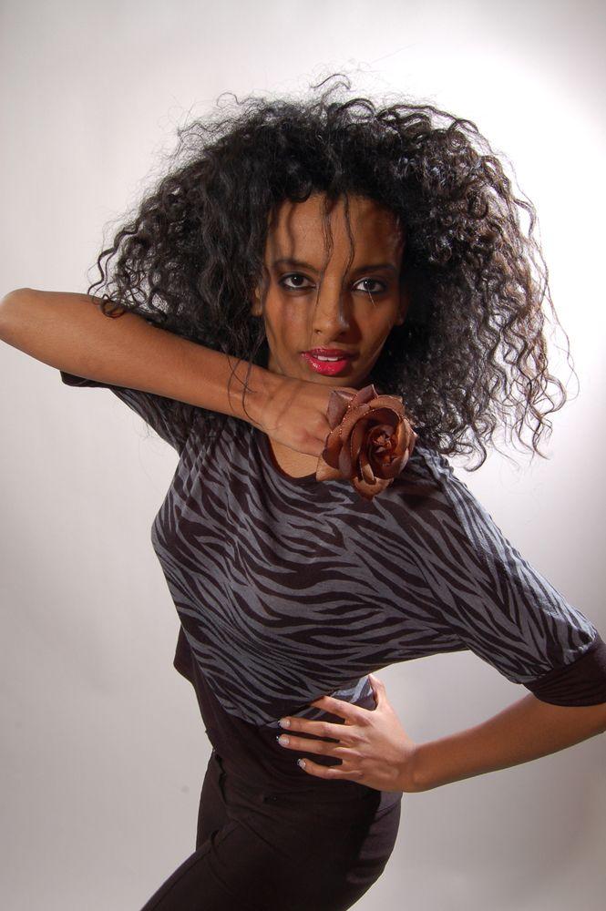 interesting ethiopia model photo