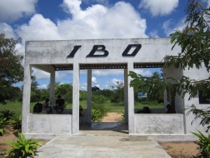 """""""Sustainable"""" Tourism in the Quirimbas Archipelago: Sustainable for Whom, Exactly? -- The Ibo island airport.: Islands Airports, Ibo Islands"""