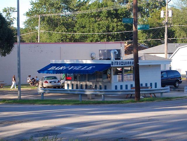 Dairyville; Lansing Illinois
