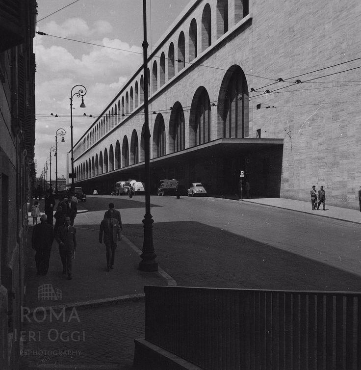 Via Giovanni Giolitti (Anni '50)