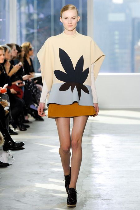 Delpozo | Fall 2014 Ready-to-Wear Collection | Style.com | #nyfw