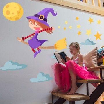 Vinilos educativos para escuelas - Starstick Vinilos infantiles