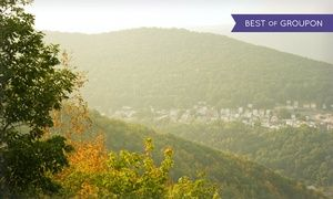 Groupon - Adult-Only Stay with Room Only and All Inclusive Options at Paradise Stream in Mount Pocono, PA. Dates into April. in Pocono Mountains, PA. Groupon deal price: $159