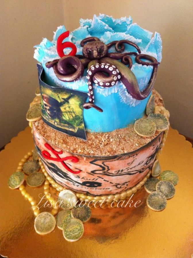 Jake Miller Birthday Cake