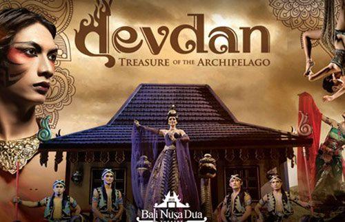 Saksikan salah satu pertunjukkan terbaik di Indonesia, Devdan Show - Treasure of Archipelago di Bali Nusa Dua Theatre HANYA Rp.130.000 #panoramagroup