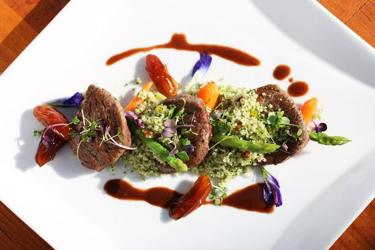July/August promotion at Salas: beef lovers special such as with various delicacies such as French onion beef consommé and slow braised Wagyu beef cheeks.