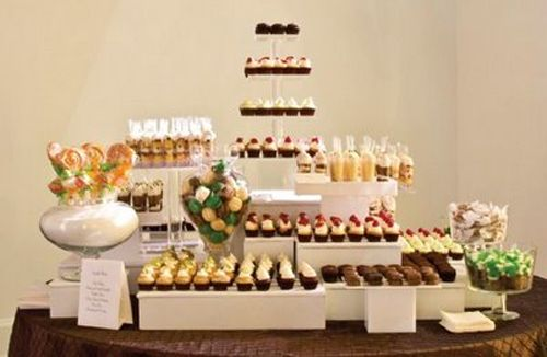 Wedding Dessert Table Ideas | wedding-dessert-table-ideas-trendy-bride-2