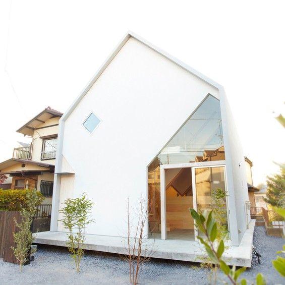 House H, by Hiroyuki Shinozaki Architects