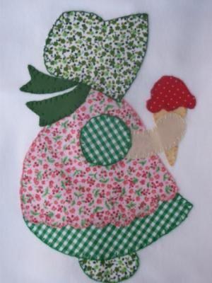 muñeca patchwork - Buscar con Google