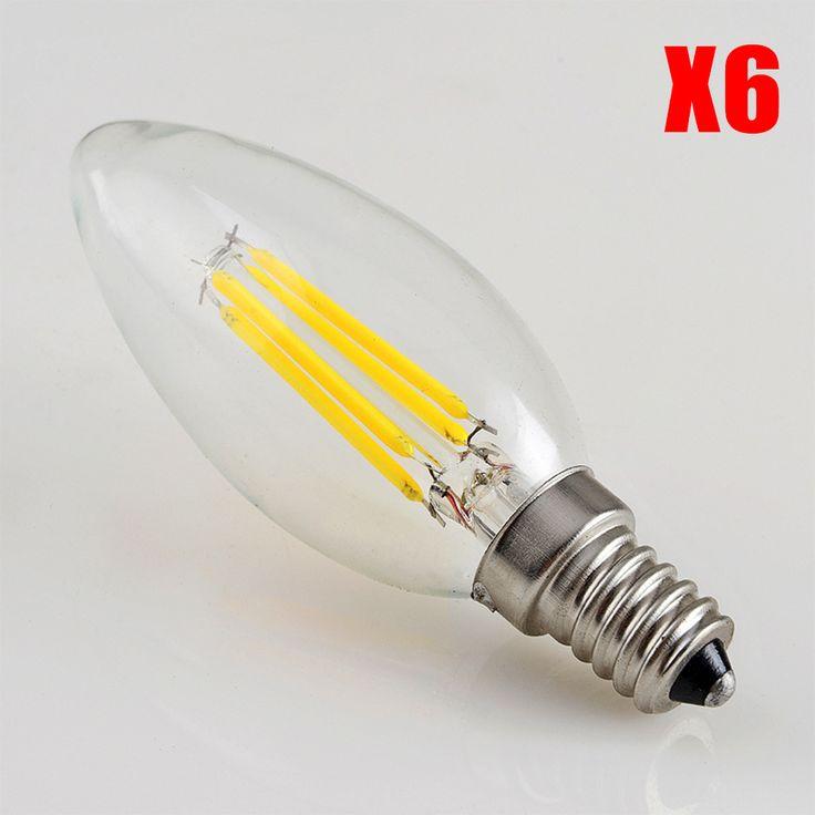 $16.11 (Buy here: https://alitems.com/g/1e8d114494ebda23ff8b16525dc3e8/?i=5&ulp=https%3A%2F%2Fwww.aliexpress.com%2Fitem%2F6pcs-High-Lumen-Dimmable-C35-E14-LED-Filament-Candle-Bulb-Retro-Edison-LED-E12-Clear-Lamp%2F32765603471.html ) 6pcs High Lumen Dimmable C35 E14 LED Filament Candle Bulb Retro Edison LED E12 Clear Lamp 8W AC110V/220V Cold/Warm White 360 DEG for just $16.11