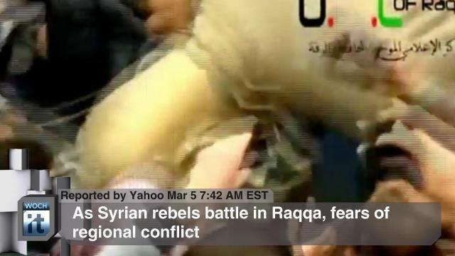 VIDEO: Western Asia News - Iraq, Hafez Al-Assad, Syria - http://therealconservative.net/2013/03/07/world-news/mid-east/video-western-asia-news-iraq-hafez-al-assad-syria/