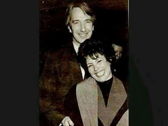 Alan & Ruby Wax 1992 BAFTA (British Academy Film Awards) awards