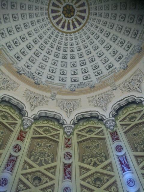 Twitter / soundofserra / Via/Port  Outlet - Via Bedesten Ceiling & The Best Acoustic Point