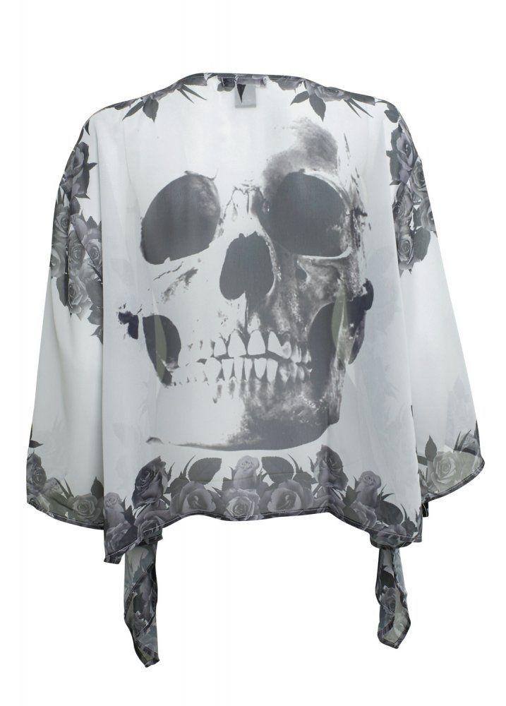Metal Mulisha Vivi Kimono   Attitude Clothing