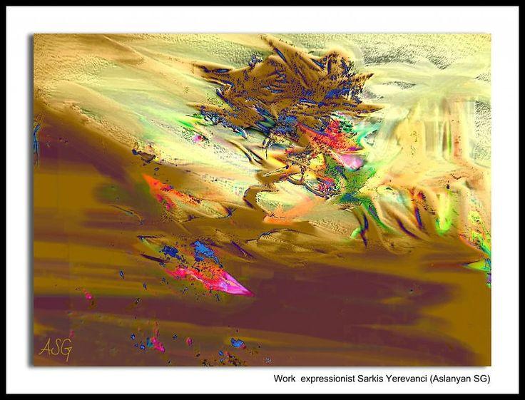 """""""Fairy tale"""" - Изобразительное искусство - Масло, акрил"""