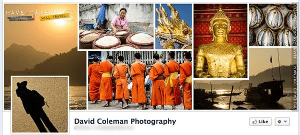 A step-by-step guide for making a custom collage for your Facebook Cover Photo with Lightroom.