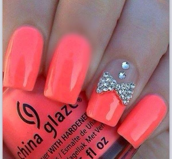 Nails China Glaze