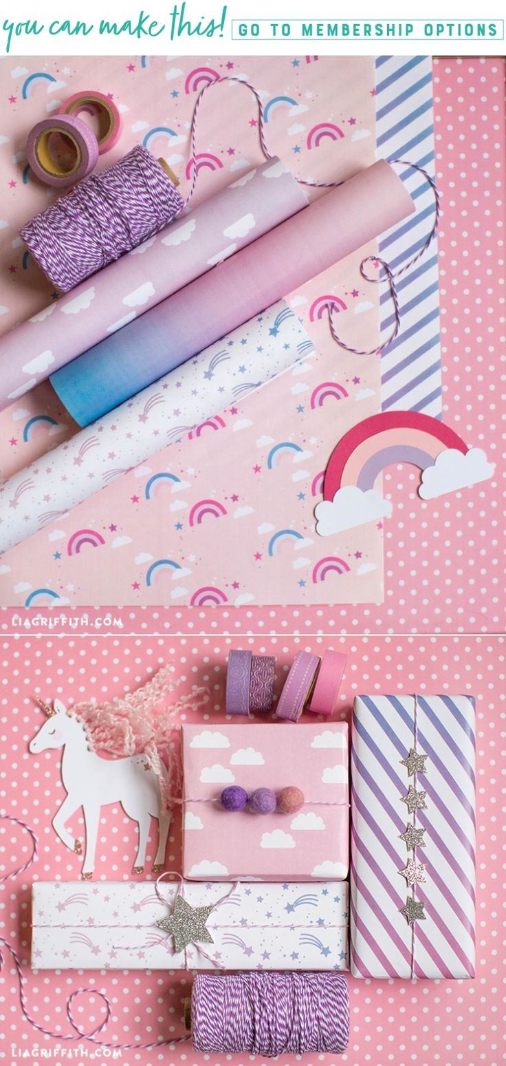 Wrap up Some Magic ✨ Have a magical celebration to attend this month? Enchant them with this printable unicorn wrapping paper. We've included a few different colors and patterns so you can coordinate and combine your favorites. https://liagriffith.com/printable-unicorn-wrapping-paper/ * * * #unicorn #unicorns #birthday #birthdayparty #birthdaypartyideas #magic #giftwrap #giftwrappingideas #printable #diygift #diy #diyidea #diyideas #download #downloads #present #gift #diykids #madewithlia