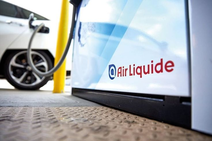 The UAE's opened its first hydrogen mobility station