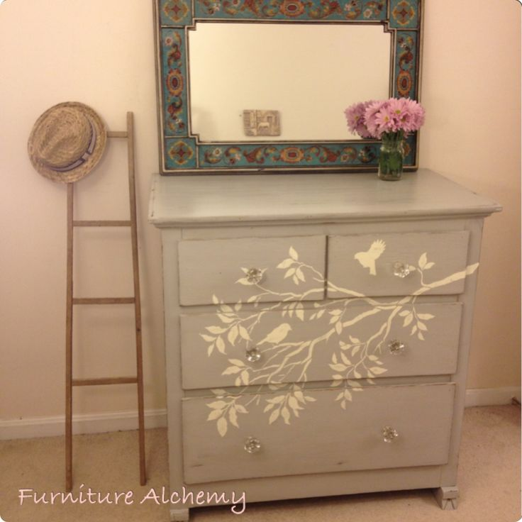 7 best images about painted dresser on Pinterest  Stains Alchemy