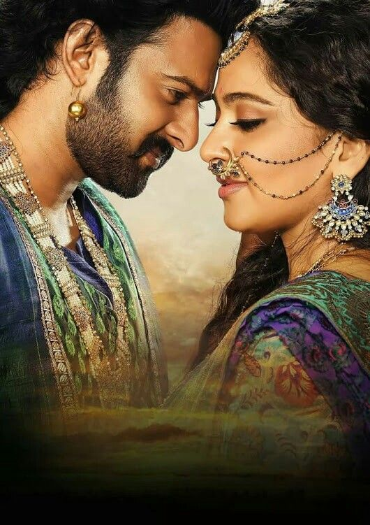 Amarendra bahubali and Devasena..the epic couple... lovely pair..
