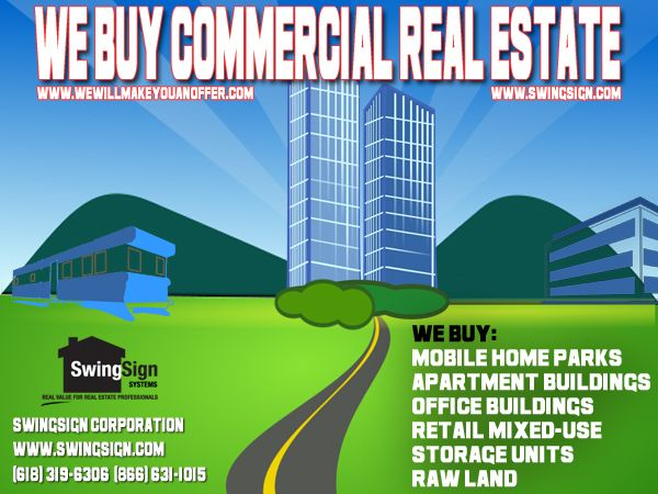 We Buy Commercial Real Estate Properties Amp Mortgage Notes