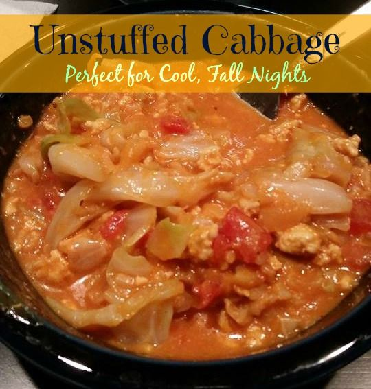Warm Up with this Unstuffed Cabbage Recipe - Mama On a Green Mission