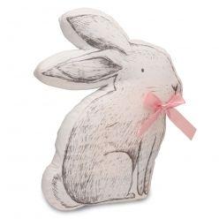 Adairs Kids Make A Wish Rabbit Cushion, kids cushions, rabbit cushion
