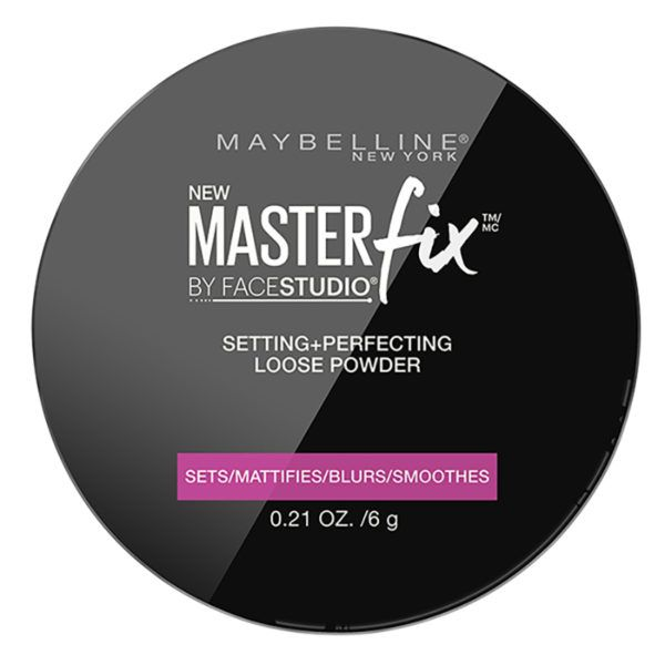 Try Maybelline FaceStudio Master Fix Setting Perfecting Loose Powder