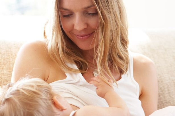 Great breastfeeding advice