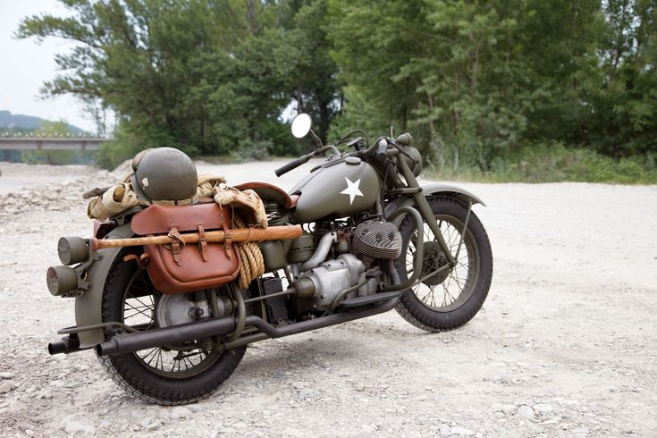 Indian Model 841: War Horse - Classic American Motorcycles - Motorcycle Classics