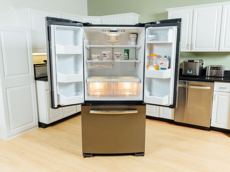 GE GNS23GMHES 22.7 CU. FT. French-Door Refrigerator review: Princely performance at peasants' pricing